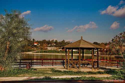 Tritsis Park by Vicky Tsavdaridou
