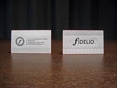 Fidelio Photo Letterpress Cards (dolcepress) Tags: red black photo blind letterpress businesscard fideliophotography lettra edgecolor edgecoloring dolcepress 220lb