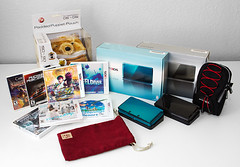Launch Day Nintendo 3DS Haul (Sochie) Tags: street blue shadow cats black tom french pull wings aqua fighter puppet steel ghost go nintendo mini super bulldog resort ridge pouch backpack warriors diver samurai wars cosmo chronicles pilot 3ds racer haul clancy reversible recon nintendogs