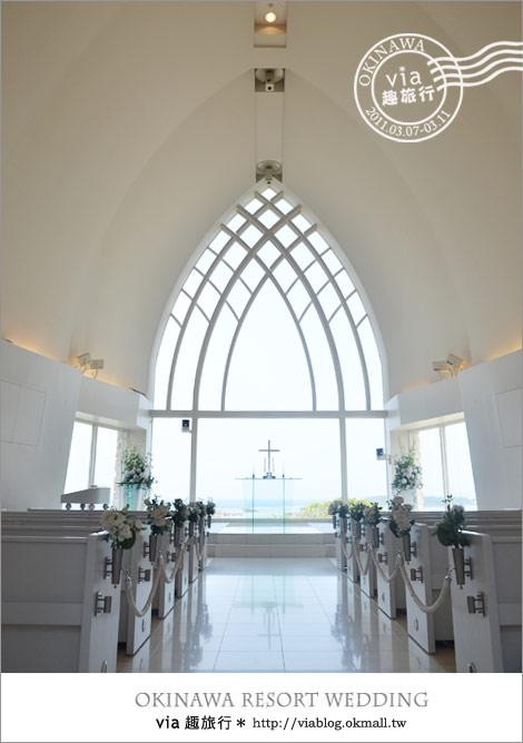 【沖繩教堂】沖繩美麗教堂之旅~Aquagrace、Aqualuce、Coralvita教堂9