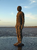 Mussel Man (Mr Grimesdale) Tags: mr steve wallace gormley crosby crosbybeach gormleystatue grimesdale antonygormleymerseysidesefton