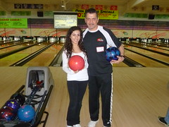 Mercy Bowling 2011 Gina & David Mahaz