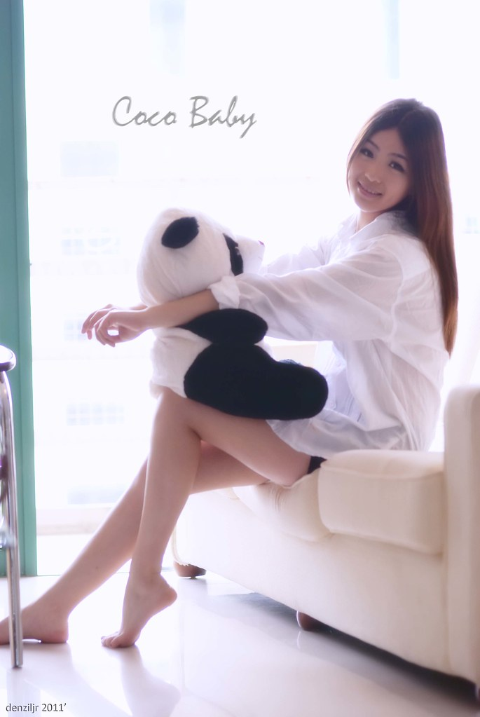 Coco Baby in White 5593728001_d9884b121a_b