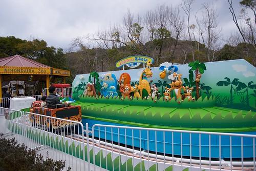 家族で日本平動物園  062