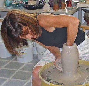 Pottery Lessons in Stamford