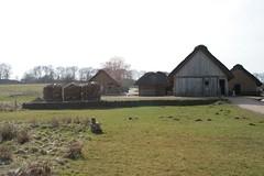 Wikinger Häuser Haithabu - Museum WHH 02-04-2011