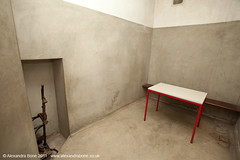 Executioners cell in the hanging tower (Alexandra Bone Photography) Tags: alex south australia prison alexandra jail adelaide bone convict gaol gallows execution prisoners convicts 2011 southaustralia alexandrabone alexbone wwwalexandrabonecouk alexandrabonephotography adelaidegaol