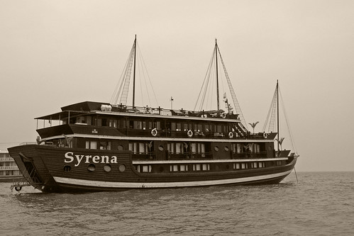 our cruiser - Syrena. Started operation in 2011