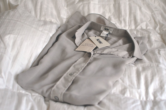 Acne Shining Blouse