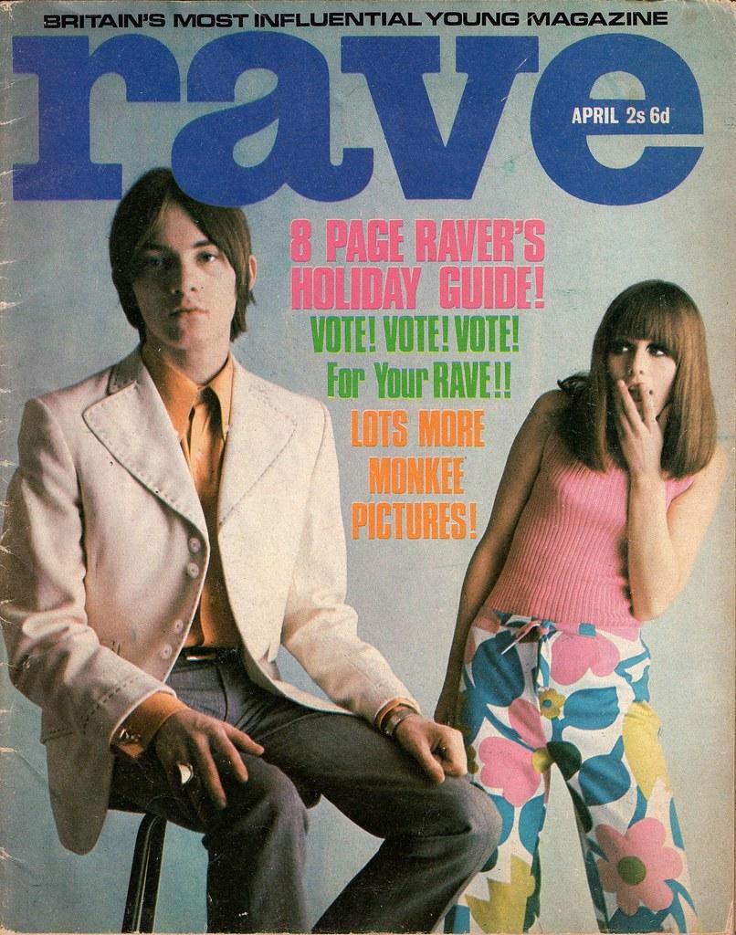 Rave April 1967