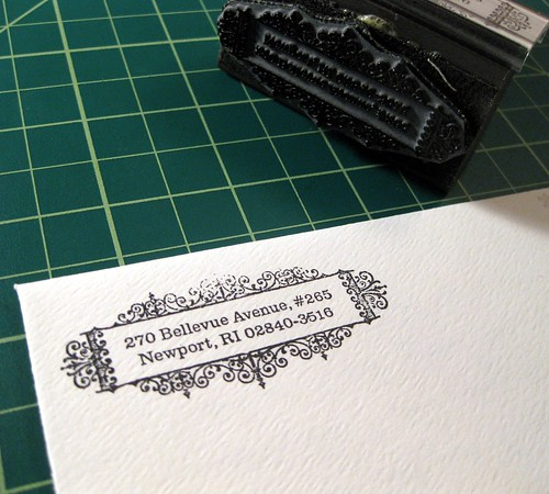 Return address stamp 1