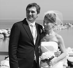 Elle et lui ensemble... Une image volé! (Paolo Pizzimenti) Tags: couple paolo olympus hasselblad mari mariage voile printemps ronis e5 épouse