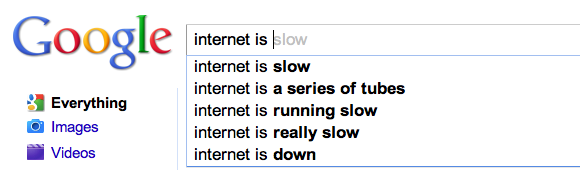 Google Internet is