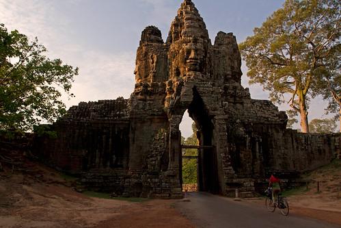 South Gate @Angkor Thom