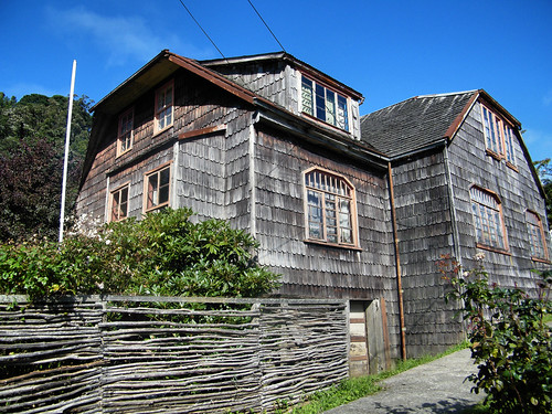 Historic Home in Puerto Varas, Chile by katiemetz, on Flickr