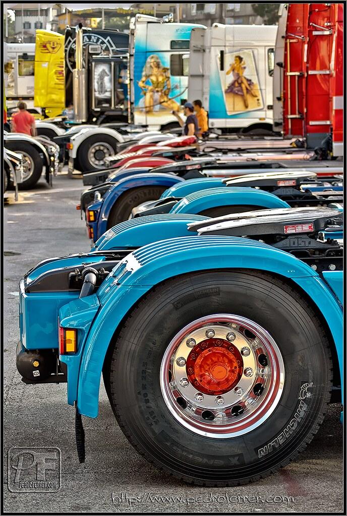 II Truck Show Festival de Torrelavega 2011 - Cantabria - Spain