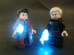 Doctor Who LED Effects (billbobful) Tags: lighting light david lego who led master doctor ten tennant tenth