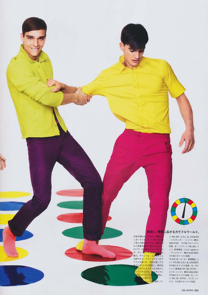 GQ Japan96_2011_05_503Alexandre Cunha&Tom Rueger