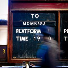 To Mombasa