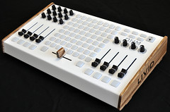 ohm64zebra1 (livid instruments) Tags: wood led usb zebra custom midi controller abletonlive ohm64