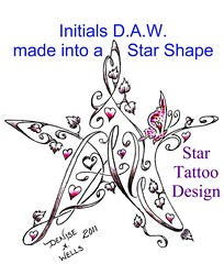 Star Tattoo Design by Denise A. Wells (Denise A. Wells) Tags: flowers blackandwhite flower tattoo pencil sketch vines artwork colorful artist heart drawing girly lettering tattoodesign tattooflash workofart startattoo calligraphytattoo girlytattoos customlettering tattoophotos beautifultattoo scripttattoo nametattoos tattooimages tattoolettering tattooimage tattoophoto tattoopicture tattoosforgirls tattoodesignsforwomen prettytattoo startattoodesign deniseawells creativetattoos customtattoodesign uniquetattoodesigns prettytattoodesigns girlytattoodesigns nametattooideas prettytattoodesign detailedtattooscript eleganttattoodesigns femininetattoodesigns tattoolinework cooltattoodesigns calligraphylettering uniquecalligraphydesign cursivetattoolettering fancycursivetattoolettering girlytattooideas tattooalphabet 2011tattoodesigns initialsmadeintoastarshape namemadeintoastarshape initialstattoodesign deniseawellstattoodesign bestgirlytattoos professionalletteringtattoos typographictattoodesigns