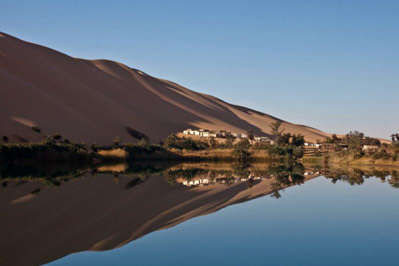 Ubari Sand Sea