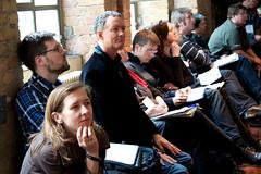 re:campaign: Teilnehmer im großen Saal