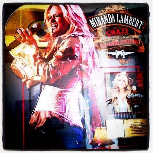 Miranda Lambert Crazy Ex-Girlfriend