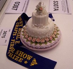 2011 Sydney Royal Easter Show: edible art 12 (dominotic) Tags: art cakes animals rural farm sydney australia sugar nsw newsouthwales produce agriculture ras homebush theshow decorated artsandcrafts eastershow sydneyroyaleastershow lifestock edibleart agriculturalshow citymeetscountry icedcakes