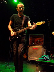 Hugh Cornwell at the Komedia, 17 April 2011 (Brighthelmstone10) Tags: music concert brighton guitar hugh gig cornwell 2011 komedia hughcornwell thestranglers brightonkomedia 17april2011