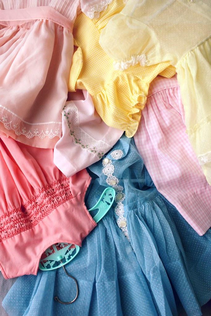 VintageEaster Dresses