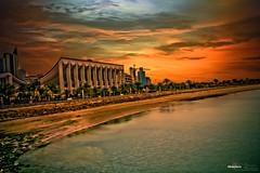 Kuwaiti Parliament (HDR) (Abdulaziz ALKaNDaRi | Photographer) Tags: history beach canon photography eos fishing flickr shot parliament kuwait 1986 ef hdr kuwaiti 1963 q8 2011  abdulaziz    kuw 550d   t2i  alkandari blinkagain abdulazizalkandari