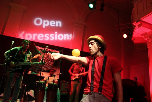 Diego Belda @ Open Xpressions 13.4.2011