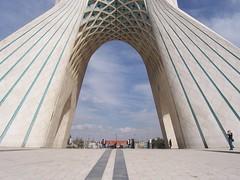 Azadi Square (Nahidyoussefi) Tags: