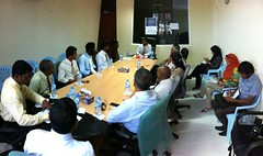 Vilufushi council meeting (Presidency Maldives) Tags: