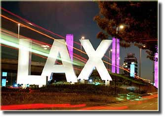LAX Los Angeles Intenational Airport