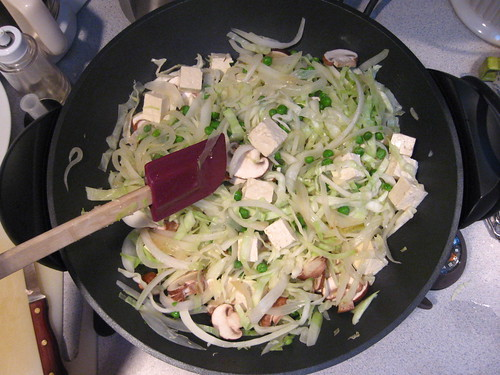 Stir-fry(ing)