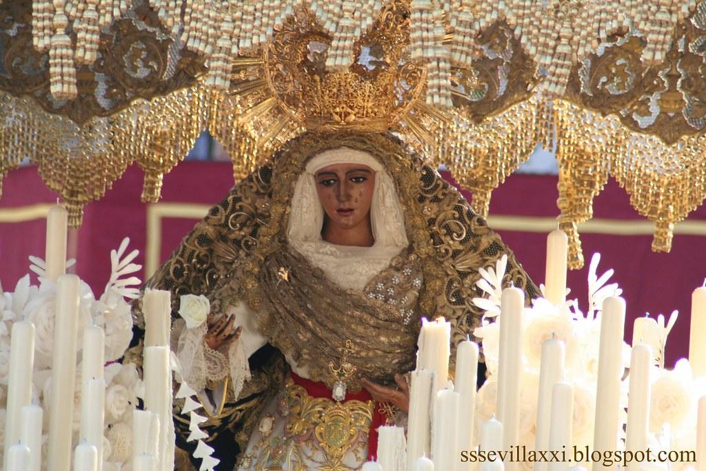 Nuestra Señora de la Esperanza de Triana, 31-V-2009