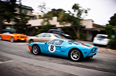 Ford GT Heritage (GHG Photography) Tags: blue heritage ford gt expensive edition rare ghgphotography