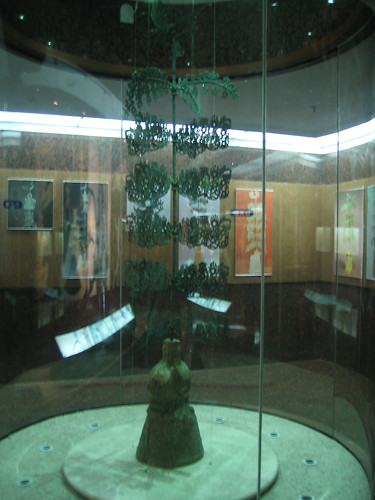 Money Tree, Bronze, Sanxingdui, Sichuan, China _4056_mod