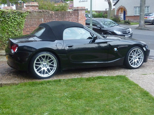 Csl Wheels On A Z4c Now With Pics Looking To Sell
