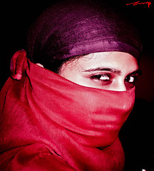 Killer Eyes (ash.mec) Tags: portrait india girl indian bangalore maheshwari ashveen