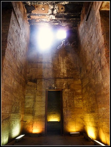 Temple of Edfu, Edfu, Egypt
