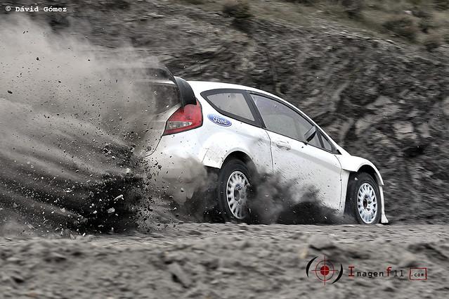 Ford Fiesta WRC, Mikko Hirvonen