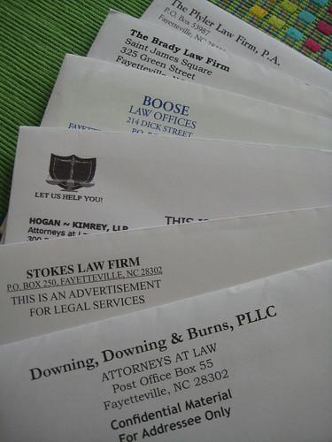 Legal Advertisements