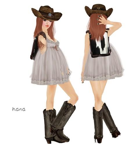 "**JPK Western Hat ""Star"""