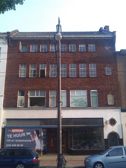 Audrey Hepburn Tour Arnhem: Janbinnensingel 8a by ckuijjer