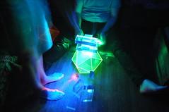 20110424_020736 (JoshuaHoshua) Tags: light color art minnesota triangle acrylic pattern glow geometry space minneapolis figure hexagon mn icosahedron d90
