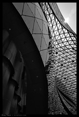 _DSF1245bw copy (mingthein) Tags: blackandwhite bw abstract building monochrome architecture modern singapore fuji availablelight orchard finepix fujifilm ming ion x100 onn thein photohorologer mingtheincom
