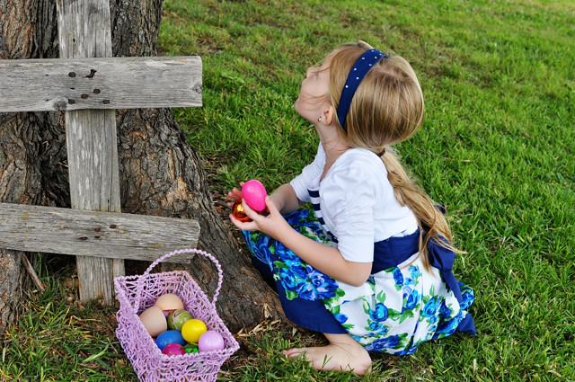 found eggs